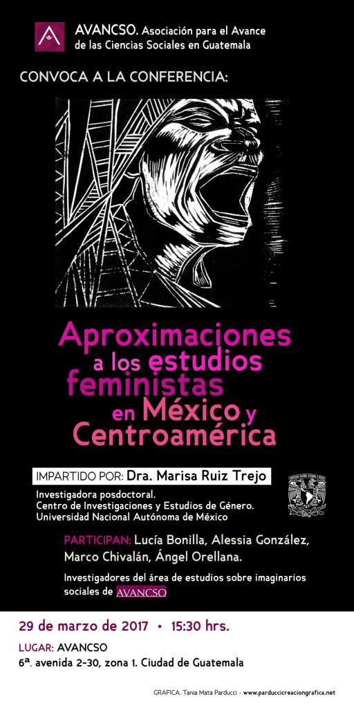 CartelConferenciaMarisaGuate